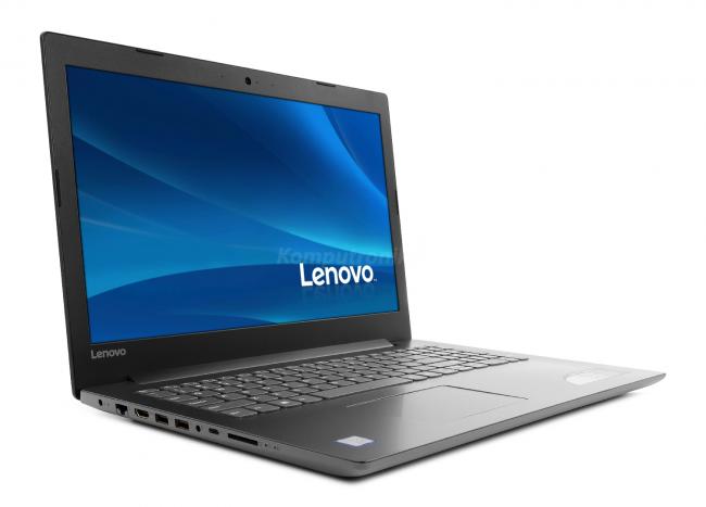 Lenovo Ideapad 320-15IKB (81BG0081PB) Czarny - 120GB SSD - Raty 20 x