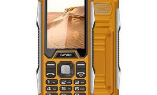 Kiano Cavion Solid Dual SIM