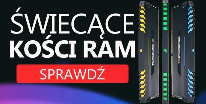 Świecące Kości RAM - Recenzja Corsair Vengeance RGB 32GB