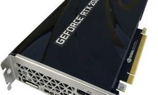 PNY Technologies GeForce RTX 2080 Blower, 8GB GDDR6, 256-bit