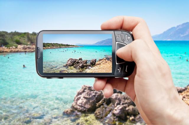 Smartfon Świetnym Kompanem Na Wakacje