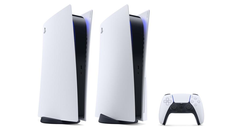 Oto Playstation 5! Poznajcie wygląd i wszystkie pokazane gry