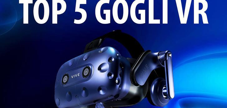 TOP 5 Gogli VR – Wirtualna rzeczywistość najwyższej jakości