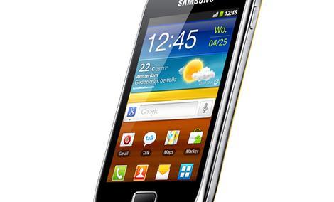 Samsung GALAXY mini 2 – mały telefon, wielkie możliwości