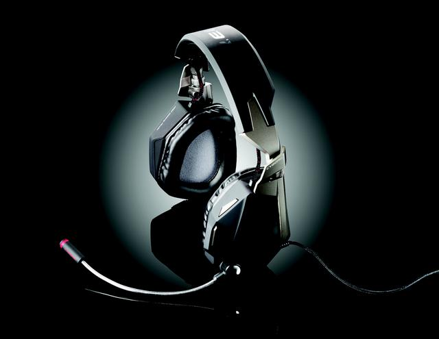 Mad Catz F.R.E.Q 5 - wysokiej jakości słuchawki dla graczy
