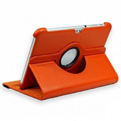 WEL.COM Etui obrotowe 360 stopni do P7300 pomarańczowe