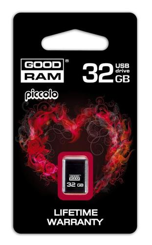 GoodRam PICCOLO 32GB USB2.0 Czarny