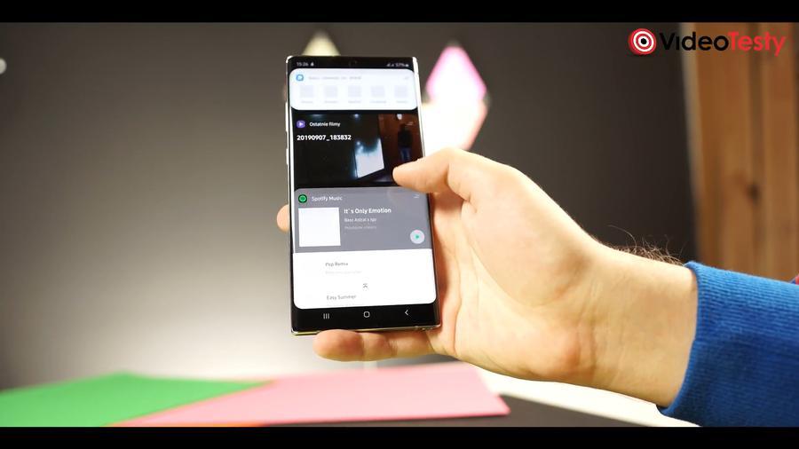 Powróciło BIxby Home, obsługujące widżety do wielu aplikacji