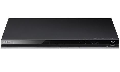 Sony BDP-S480 - unboxing odtwarzacza blu-ray