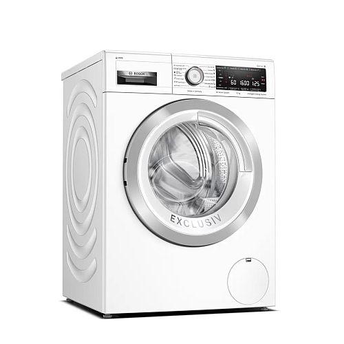 biała pralka automatyczna Bosch WAX32KH2BY
