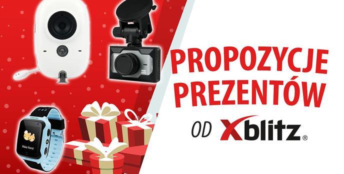 Xblitz - Kamery i inne produkty na Święta 2018