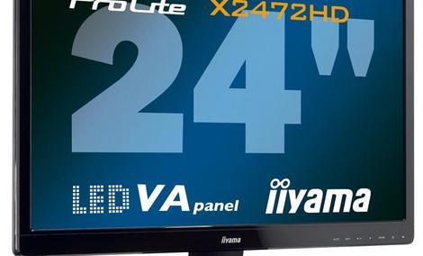 IIYAMA ProLite X2472HD vs Acer AL2623W - praktyczny test i porównanie obrazu z obu monitórów