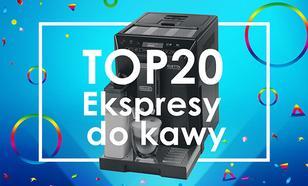 Ranking TOP 20 Ekspresów do Kawy - Zobacz Idealne Urządzenia dla Kawoszy!