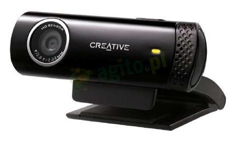 Creative Live! Cam Chat HD - unboxing kamerki internetowej