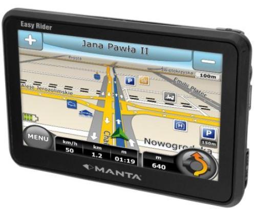 Manta GPS 510 Easy Rider