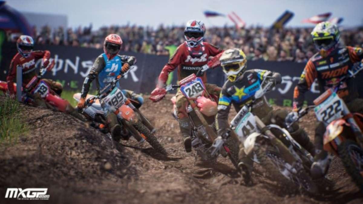 MXGP 2020 - Wyścigi motocyklowe