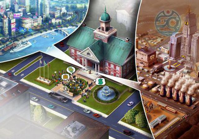 Aktualizacja SimCity 2013
