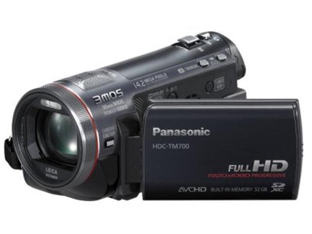 Prawdziwe Full HD w nowych kamerach Panasonic