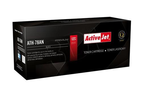 ActiveJet ATH-78AN czarny toner do drukarki laserowej HP (zamiennik 78A CE278A) Premium