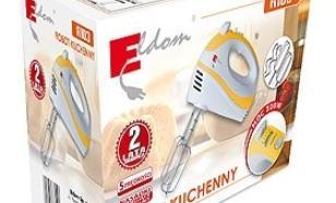 Eldom ROBOT KUCHENNY R103 300W