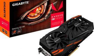 Gigabyte Radeon™ RX VEGA 64 GAMING OC 8G, GDDR5 (192 BIT), 3xDP, 3xHDMI, BOX (GV-RXVEGA64GAMING OC-8GD)