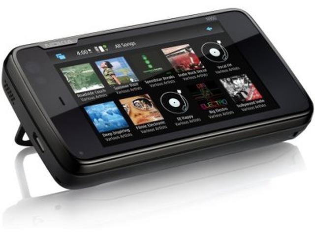Nokia N900 na sklepowych półkach