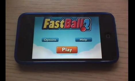 FastBall 2 - gra na iPhone