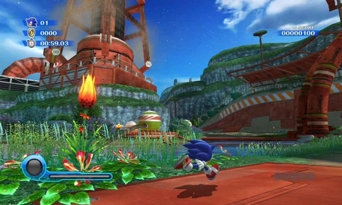 Sonic Colours Ultimate - Super jeż Sonic powraca