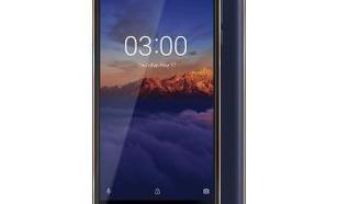 Nokia 3.1 DS PL (niebieski)