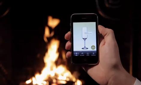 Aplikacja do wznoszenia toastów