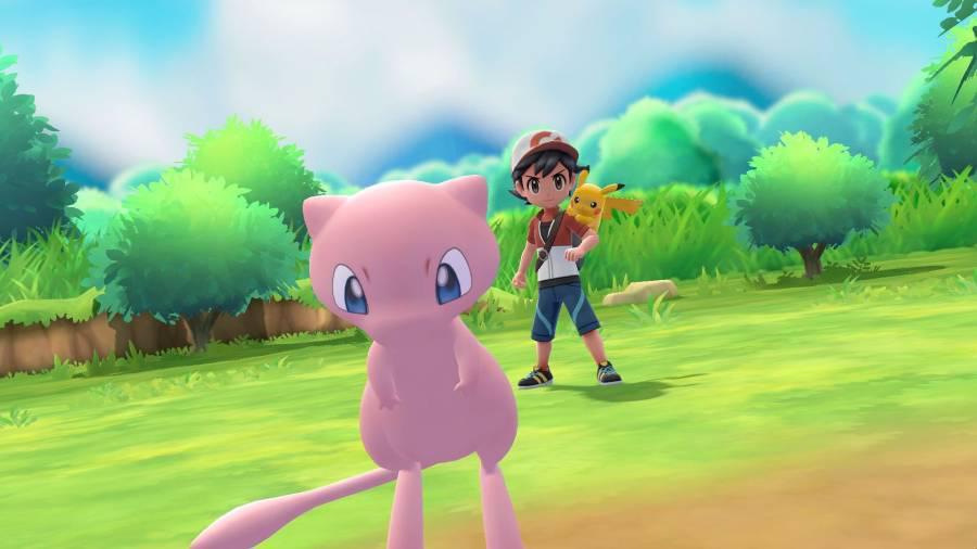 Gra Pokemon: Let's Go, Pikachu! - Nintendo Switch