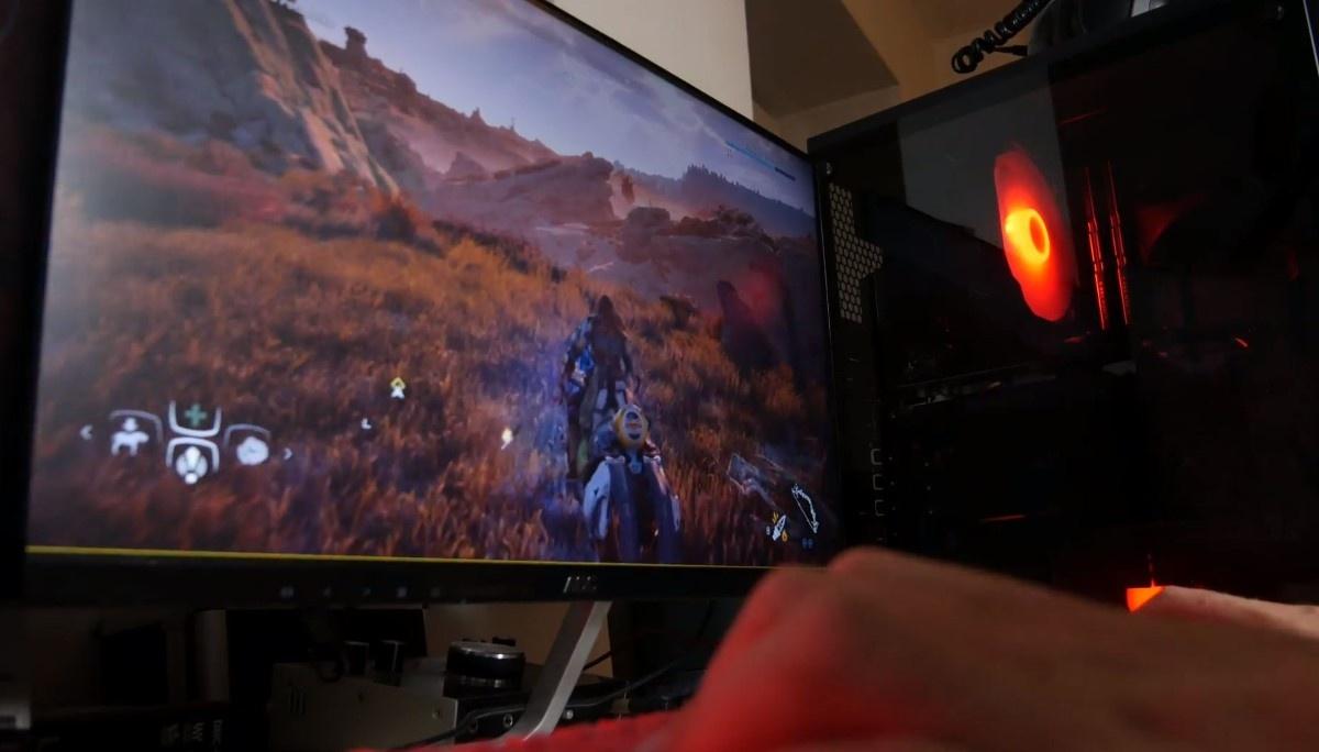 Granie w Horizon Zero Dawn na PC