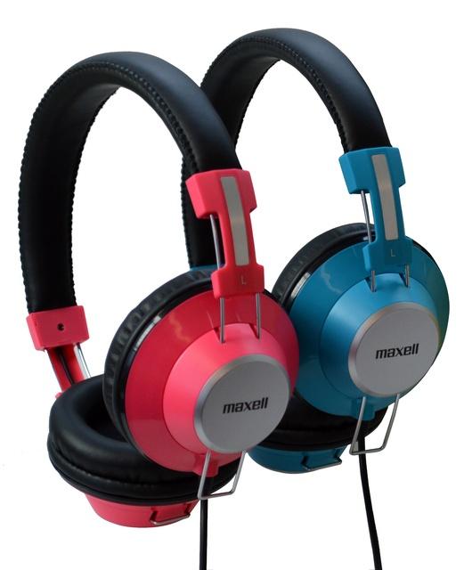 Debiut Słuchawek Retro DJ Colour Od Firmy Maxell