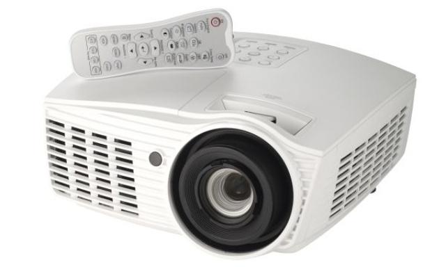 Optoma HD50 - Ciekawy Projektor DLP