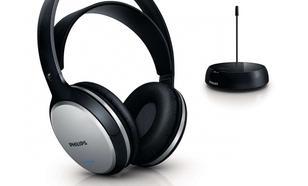 nauszne Philips SHC5100/10 (Czarno-srebrny )