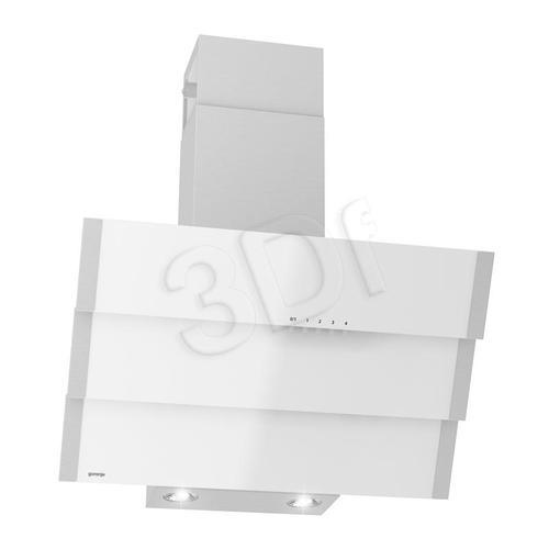 GORENJE DVG 600 ZWE (biały / wydajność 420m)