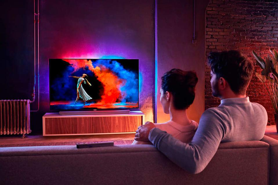 Philips 65OLED973 4K, HDR Perfect, DTS HD, Android, AMBILIGHT 3
