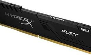 HyperX Fury, DDR4, 16 GB,2666MHz, CL16 (HX426C16FB3K4/64)