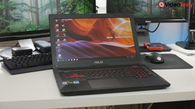 Asus FX503VD design