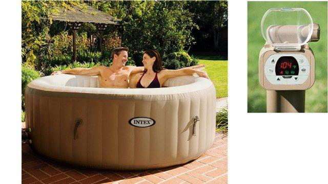 luksusowy basen w dobrej cenie