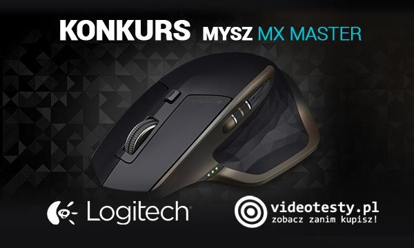 Logitech MX Master - Konkurs VideoTesty.pl