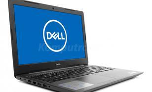 DELL Inspiron 15 5570-2087 - czarny - 480GB SSD | 12GB
