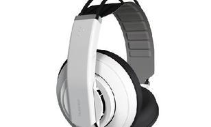 Superlux HD681 Evo Białe Słuchawki Nauszne