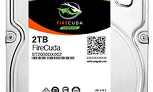 Seagate FireCuda, 2TB, SATA/600 (ST2000DX002)