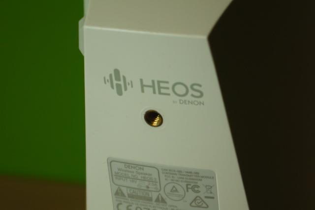 Bezprzewodowy System Muzyczny Multiroom HEOS by Denon