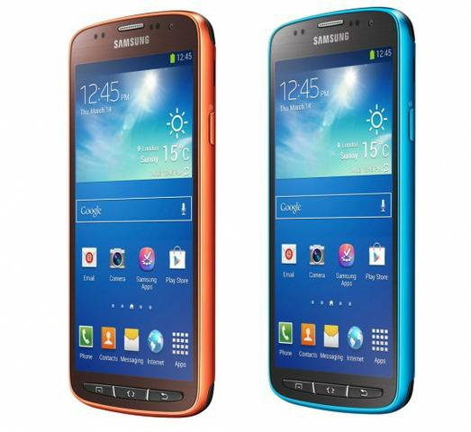 Samsung GALAXY S4 Active 2