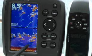 Garmin Echo 350c