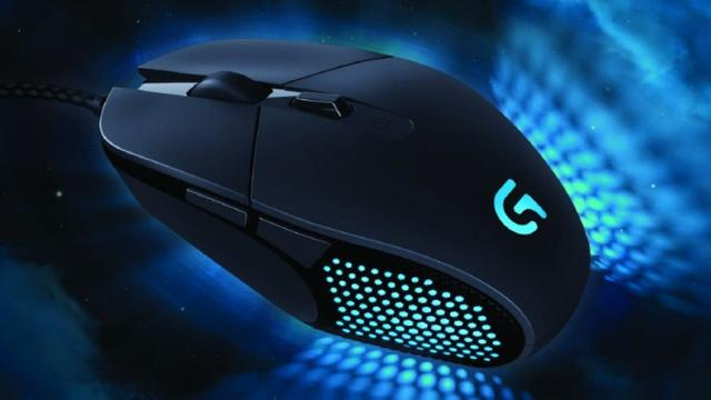 Logitech G303 - Gratka Dla Graczy