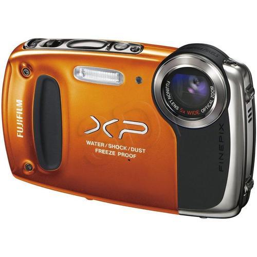 FUJI FinePix XP50 POMARAŃCZOWY