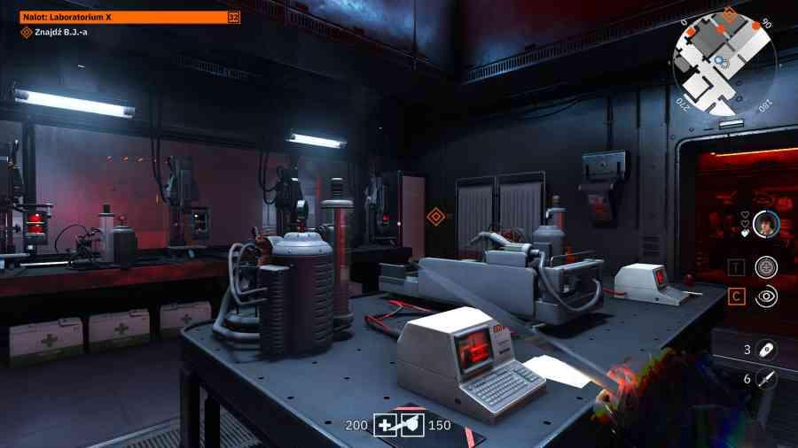 Wolfenstein: Youngblood - Efekty graficzne